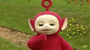 teletubbies po loves scooter