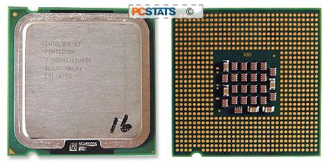 Sockel 775 Prozessor by Intel Pentium 4 540 3 2e Socket Lga 775 Processor Review Pcstats