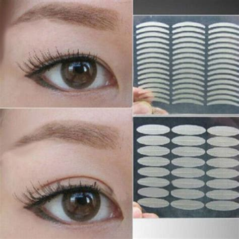 Eyelid Sticker 168pair invisible wide narrow eyelid sticker