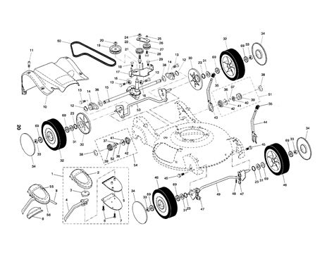 husqvarna lawn mower parts diagram 301 moved permanently