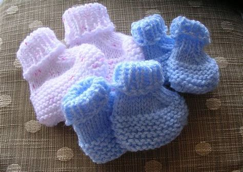 knitting pattern seamless socks ravelry seamless preemie booties pattern by debbie