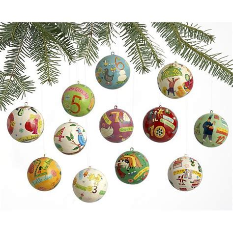 christmas ornament set best template collection