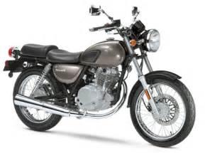 Suzuki Retro 250 Motorcycles