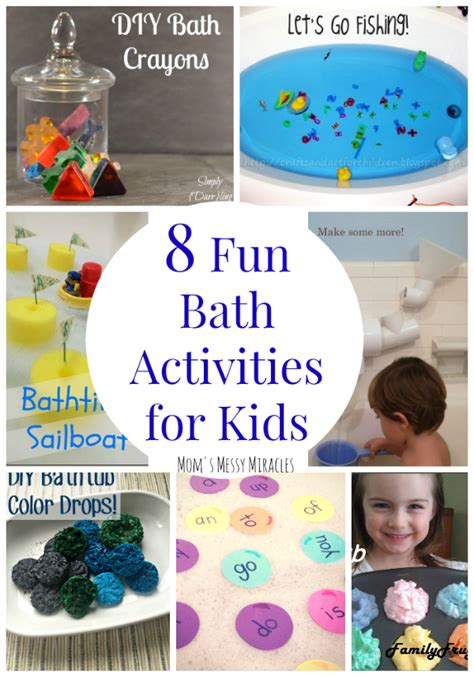 8 fun bath activities for kids the shirley journey