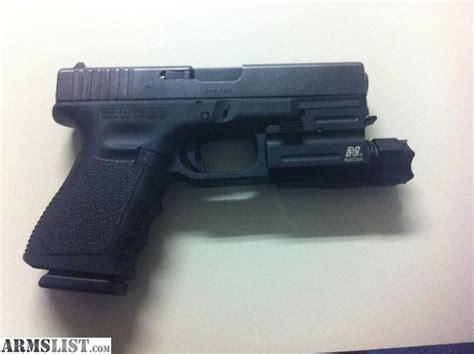 Glock 19 Light by Armslist For Sale Glock 19 With Tac Light