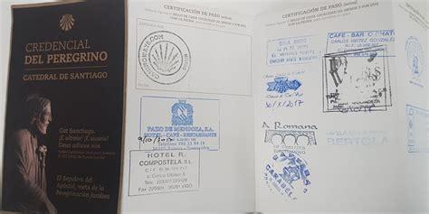 camino de santiago official website walking the camino passports certificates and