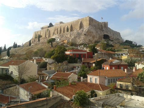 porti di atene athens modern ancient language and culture