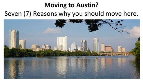 reasons to move to austin moving to austin seven 7 reasons why you should youtube