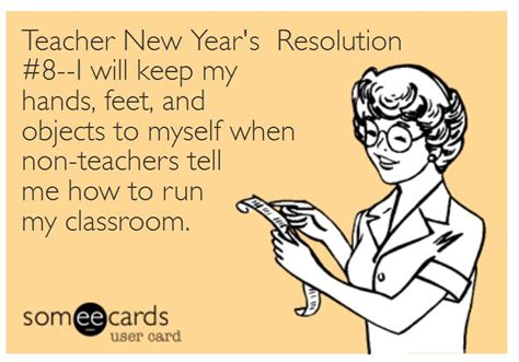 new year resolution for teachers top 10 new year s resolutions the pensive sloth