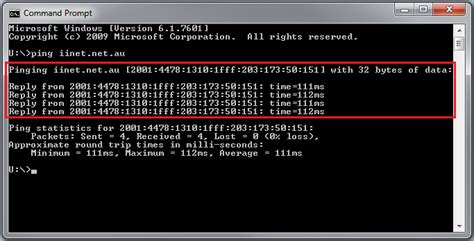 ping test cmd how to run a ping test iihelp