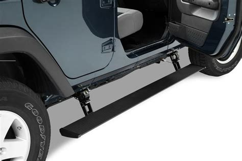 Jeep Step Rails 2013 Jeep Wrangler Unlimited Nerf Bars Running Boards