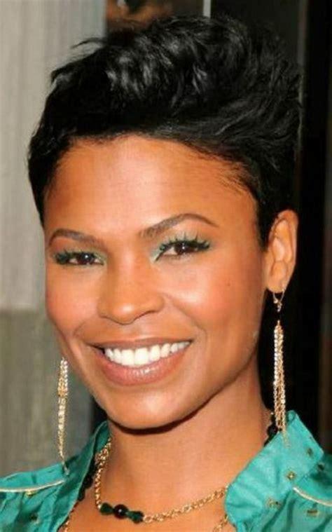 pixie cuts black women short pixie haircuts for black women