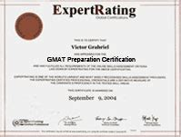 Certified Mba Prep Guide by Expertrating Gmat Preparation Course 129 99