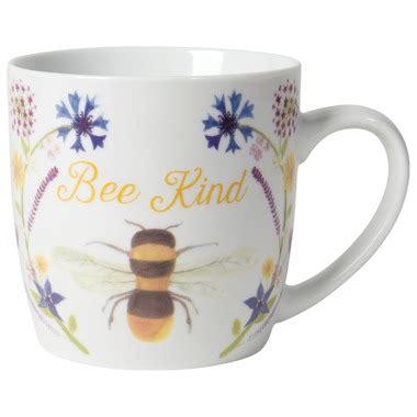 now design mug buy now designs bee kind porcelain mug at well ca free
