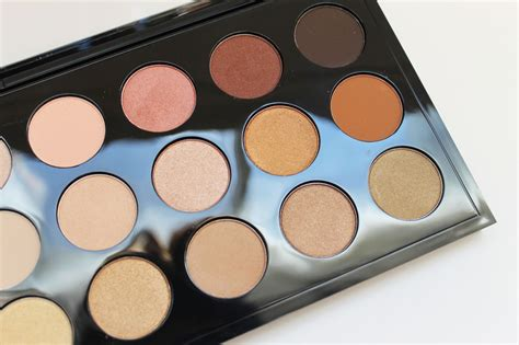 Eyeshadow X15 Warm Neutral Mac mac eyeshadow x 15 warm neutral palette the