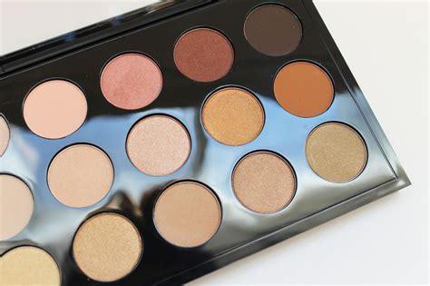 Eyeshadow X15 Warm Neutral Mac mac eyeshadow x 15 warm neutral palette the vanity llc a san francisco
