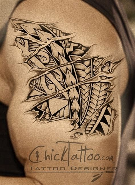 open skin tattoo designs 35 amazing ripped skin design and ideas tattoos era