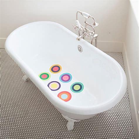 safety treads for bathtub puj 174 6 pack bath treads buybuy baby