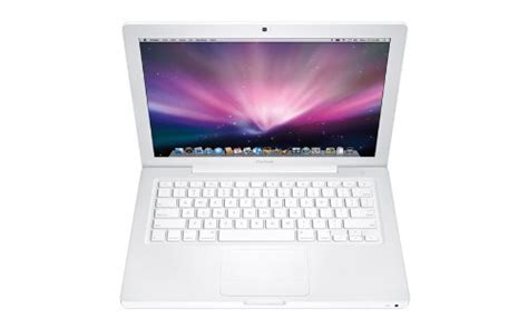 Laptop Apple Model A1181 apple a1181 macbook mb403ll 13 3 inch laptop 2 1 ghz