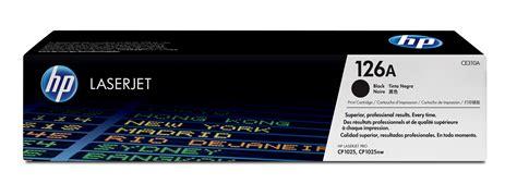 Orimax Toner Ce310a Black For Hp Color Laserjet Cp1025 toner hp laserjet 126a ce310a black original distributor tinta printer original