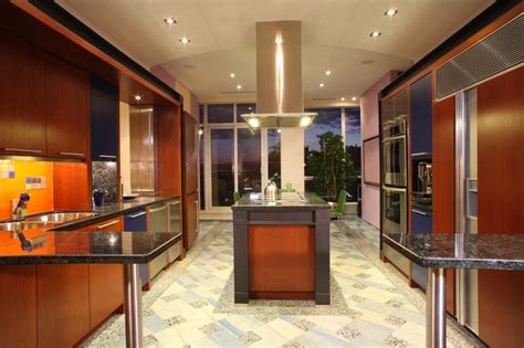 galley kitchen designs with island 60 ultra modern custom kitchen designs part 1
