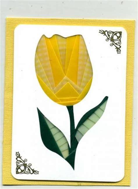 Iris Paper Folding - 37 best iris folding flowers greenery images on