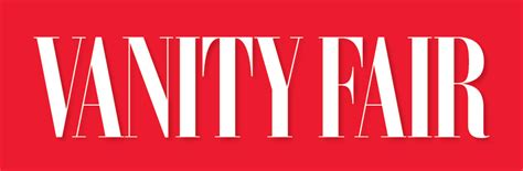 Vanity Logo by Brand New New Logo For Vanity Fair By Commercial Type