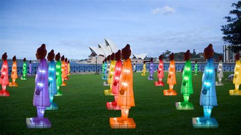 new year warrior lanterns lanterns of terracotta warriors enliven sydney s