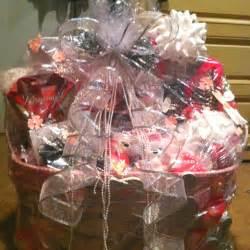 bridal shower gift basket complete