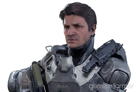 nathan fillion edward buck halo 5 new characters revealed updated with images