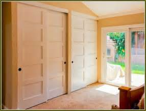 1000 ideas about sliding closet doors on