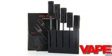 Promo Coil Master Ceramic Stick coil master ceramic stick set 14 84 vape deals
