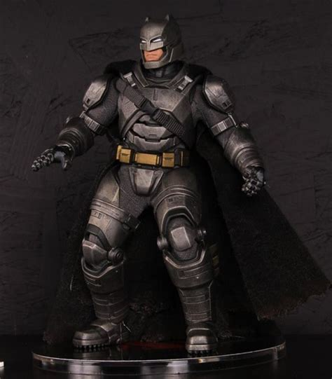 Toys Batman Vs Superman Armored Batman mezco toys adds marvel comics to 1 12 line