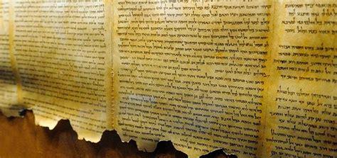 manuscritos de la biblia originarios de la comunidad juda de siria los valiosos manuscritos del mar muerto lo que debes