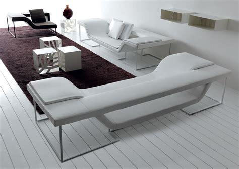 poltrone eleganti divani minimal dormeuse poltrone eleganti flap di esedra