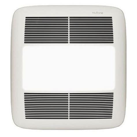 nutone ultra exhaust fan nutone ultra pro white exhaust fan with light rn110l