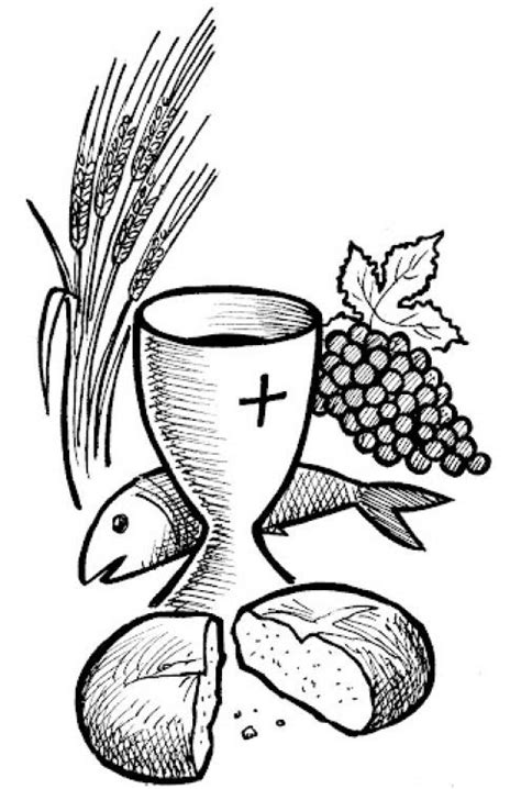 imagenes de pan y uvas para colorear mejores 43 im 225 genes de heilig avondmaal en pinterest
