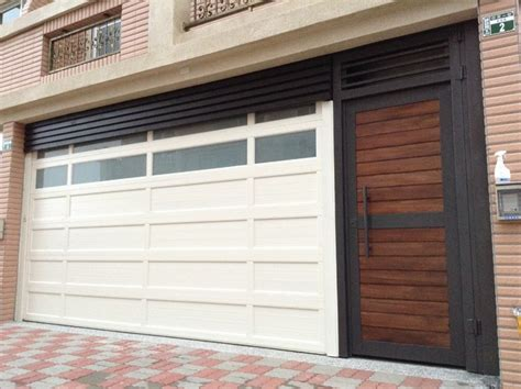 modern white garage door www pixshark images