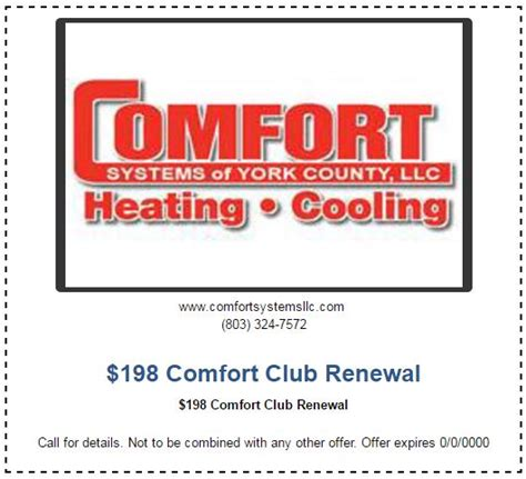 bills comfort systems comfort systems of york county 28 images heat and air