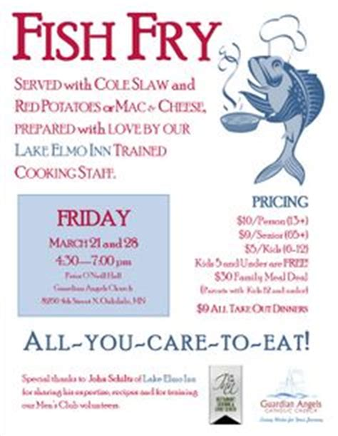Free Fish Fry Flyer Templates Fish Fry Poster Fish Fry Pinterest Flyer Template Flyers Fish Fry Menu Template