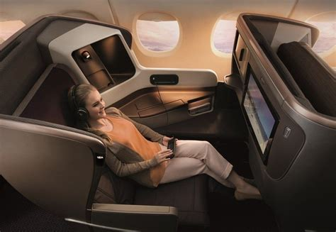 best class flights the 32 best business class cabins