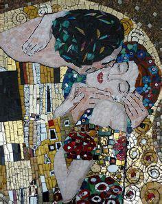 Klimt Der Kuss Interpretation by The Klimt And Brooches On