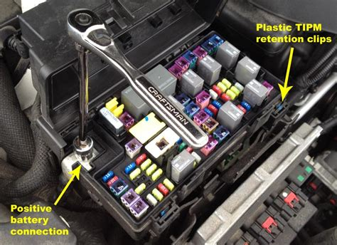 2007 jeep grand diesel problems tipm repair bypass solutions for 2007 2014 dodge