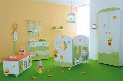 nursery room cool baby nursery rooms inspired by winnie the pooh digsdigs