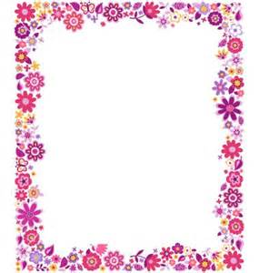 printable cover page flower design recherche