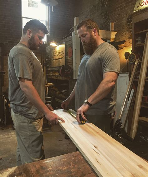 woodshop brothers laurel mercantile