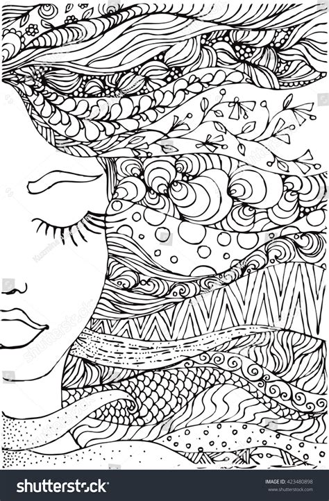 doodle meaning faces 1000 images about coloring pages on