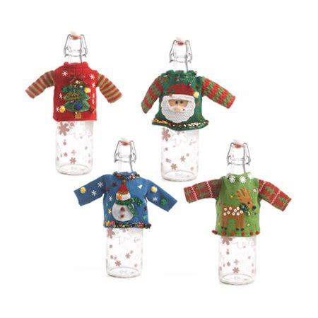 aytai 3pcs ugly christmas sweater wine bottle cover handmade wine bottle sweater for christmas decorations ugly christmas sweat demdaco sweater wine bottle cover set of 8 assorted walmart