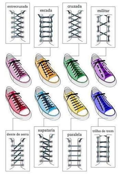 different ways to tie shoes different ways to lace up your shoes shoes