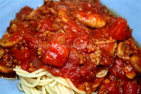 pasta sauce recipes slow cooker chicken spaghetti sauce